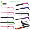 Wholesale hair curling iron with different sizes