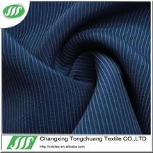 wholesale strip mini matt 100% polyester fabric,plain fabric,sack cloth,lining fabric,coat fabric,fashion fabric