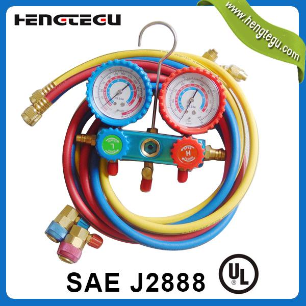 r12 refrigerant charging hose