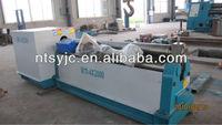 3 roller small plate rolling machine,mechanical symmetric sheet bending machine