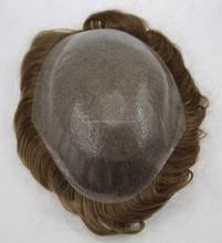 indian men human hair wig hair toupee accessories