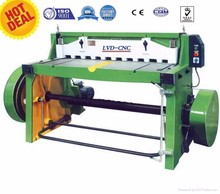 Q11 3X1300 automatic die cutting and creasing machine metal cutting machine price