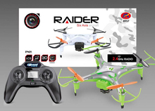Mini cross four axis aircraft with lamp/Unmanned aerial vehicle (uav)