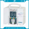 Double-channel hospital portable infusion pump