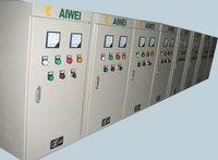 star delta starting power service distribution control panel board IP66
