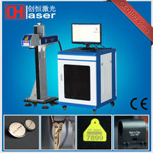 laser etching machine for marking metal and non-metal materials with low price