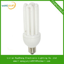 4U energy saving tubes lighitng bulbs,CFL/ESL bulbs with halogen powder