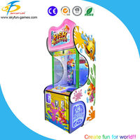 Skyfun Model number SF-LM097 fish Hunter gift game machine for kids on sale