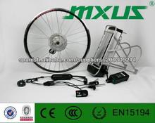 MXUS e bike in-wheel motor 250w, 36v 26'' / 28'' de la rueda del motor