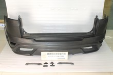2015new arrival,latest development, factory directly sell PP body kit rear bumper for Range rovre Sport
