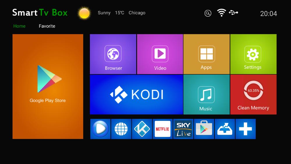 X96 S905X 안드로이드 6.0 TV 박스 와이파이 4 천개 * 2 천개 Kodi 마시멜로 미디어 플레이어