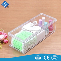 Alibaba China Plastic,acrylic Material and Printing Printing Handling storage box