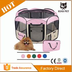 COLORFUL TRAVEL PET PLAYPEN FACTORY PRICE DOG PLAYPEN