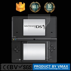 Transparent screen protector for Nintendo 3ds oem/odm (High Clear)