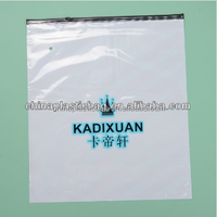 custom cute plastic waterproof beach bag with zipper for Afircan market