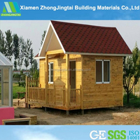 cheapest movable wooden prefab houses for sale from china