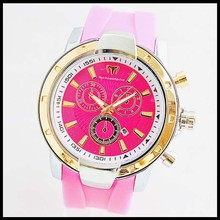 2015 Trending Hot Products Rose And Romantic OEM Franch Technomarine watch