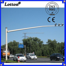 Street lighting pole lampadaire de la circulation