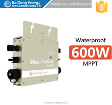 DC to AC Converter Solar micro inverter for solar panel 600w North America