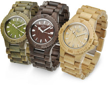 2015 New Products Eco-friendly Handmade Wood/bamboo Watch Vogue Watches On Alibaba Express