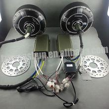 273 8+8kW Hub Motor Electric/Hybrid Car Conversion kit