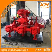 API 16c choke & kill manifold,hydraulic choke manifold,