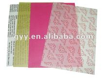 Fruit wrapping paper /tissue paper (food grade) 2012