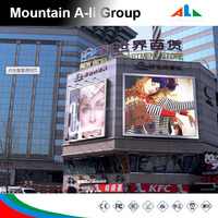 Outdoor LED Advertising Display Board P10 LED Screen Panel Video