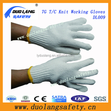 Free Samples Safety Work Cotton Knitting Gloves For Printing Industry Buy Direct From China