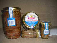 ANCHOVIES FILLETS IN OIL