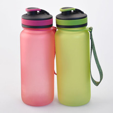 Portable Cycling Sports Water Bottle, 650ML BPA free bike bottles,Eastman Tritan Copolyester water bottle