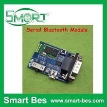 Smart bes 2015 Hot Sale Serial Bluetooth Module Demo Edition Wireless Serial Port RS232 Wireless Data Transmitter