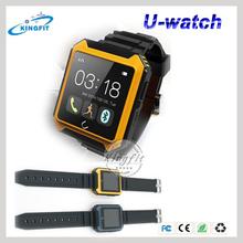 China fashion wrist xxxcom watch, custom digital multimedia watch phone