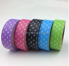 Greenpacking 2015 waterproof japanese custom printed washi tape pp24 washi masking tape