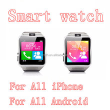 price of smart watch phone with bluetooth mobile phone for IOS&Android System