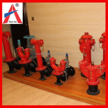 Good quality latest used fire hydrants for sale valve