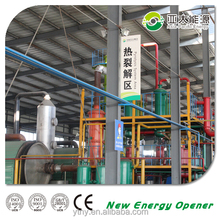 20 years experience recycle tyre machine making oil pyrolysis machine