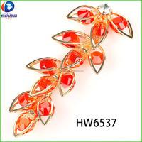 HW6537 renqing factory shoe collection fantastic silver italian shoe jewel