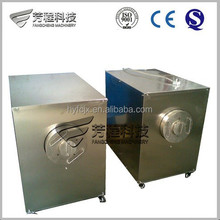 De acero inoxidable de baja temperatura del grano de arroz de la máquina secadora