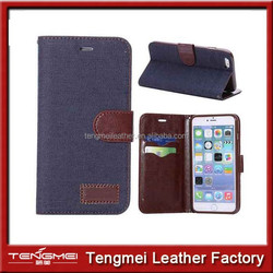Hot Selling 5.5 Inch Cell Phone Case For Iphone 6 Plus,For Iphone 6 Plus Wallet Case