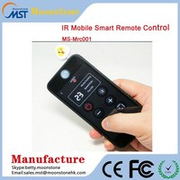 3.5mm Plug Intelligent Mobile Smart Infrared Universal Ir Remote Control for