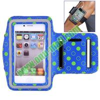 hot selling Sports Leather Case Armband Case for iPhone 4 4S