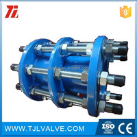 din/api flange type stianless steel pipe bellows compensator good quality