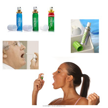 2oz aluminum medical spray bottle