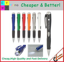 Top quality promotional LED light pen