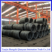 Prime Quality Low Carbon Coil Steel Wire Rod SAE 1006 Steel SAE 1008