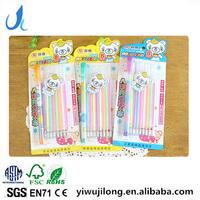 8pcs/set color refill gel pen for DIY on photograph album