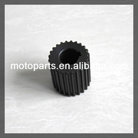 High quality cross country motorcycle metal timing pulleys
