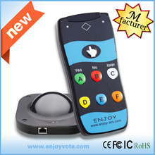China Manufacturer of Wireless Voting System for Game Show