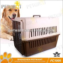 iron fence dog kennel FC-1005 Dog Flight Kennel pet products